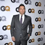 Ben Affleck en la fiesta GQ Hombres del Año en Los Angeles