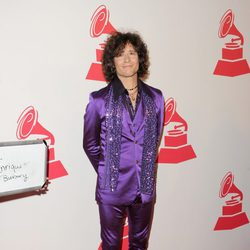 Enrique Bunbury en la gala Persona del Año 2012