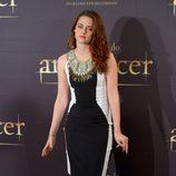 Kristen Stewart en la presentación de 'Amanecer. Parte 2' en Madrid