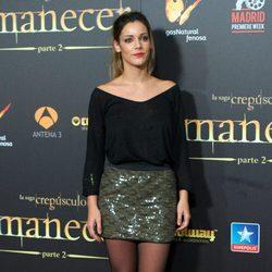 Alejandra Onieva en el estreno de 'Amanecer. Parte 2' en Madrid