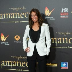 Mónica Martín Luque en el estreno de 'Amanecer. Parte 2' en Madrid