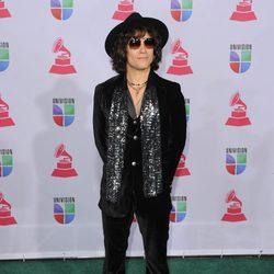 Enrique Bunbury en los Grammy Latinos 2012