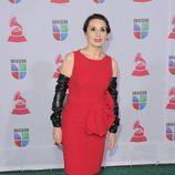 Luz Casal en los Grammy Latinos 2012