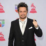 Alejandro Sanz en los Grammy Latinos 2012