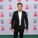 Pablo Alborán en los Grammy Latinos 2012
