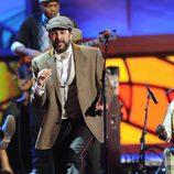 Juan Luis Guerra en los Grammy Latinos 2012