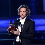 David Bisbal recibe un premio en los Grammy Latinos 2012