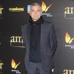 Juan Ramón Lucas en el estreno de 'Amanecer. Parte 2' en Madrid