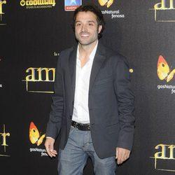 Daniel Guzmán en el estreno de 'Amanecer. Parte 2' en Madrid