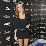 Natalia Sánchez en la fiesta de nominados de los Premios 40 Principales 2012