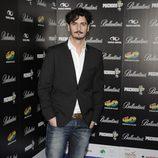 Antonio Pagudo en la fiesta de nominados de los Premios 40 Principales 2012