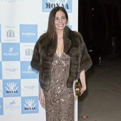 Inés Sastre en la gala Mónaco contra el Autismo