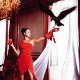 Penélope Cruz en el mes de julio del Calendario Campari 2013