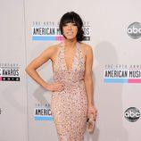 Carly Rae Jepsen en los American Music Awards 2012