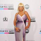 Christina Aguilera en los American Music Awards 2012