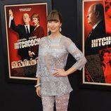 Jessica Biel en el estreno de 'Hitchcock' en Nueva York
