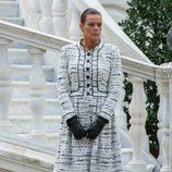 La Princesa Estefanía de Mónaco en el Día Nacional de Mónaco 2012