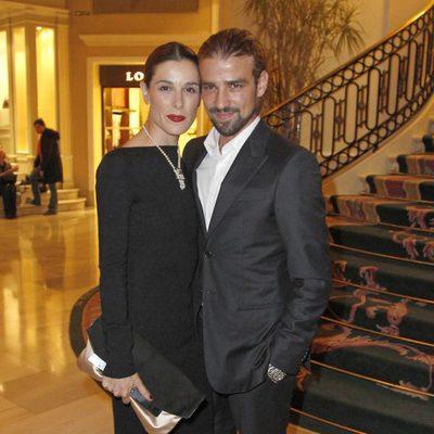 Raquel Sánchez Silva y Mario Biondo en los Premios GQ Hombres del Año 2012