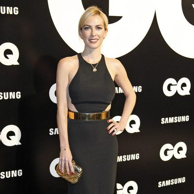 Kira Miró en los Premios GQ Hombres del Año 2012