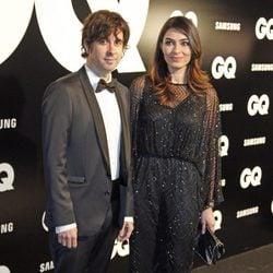 Marta Fernández y Eduardo Chapero-Jackson en los Premios GQ Hombres del Año 2012