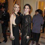 Blanca Suárez y Kira Miró en los Premios GQ Hombres del Año 2012