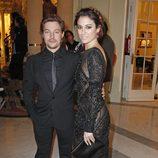 Blanca Suárez y Jan Cornet en los Premios GQ Hombres del Año 2012