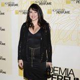 Minerva Piquero en los Premios de la Academia del Perfume 2012