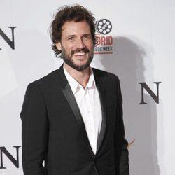 Daniel Grao en la premiere de 'Fin' en Madrid