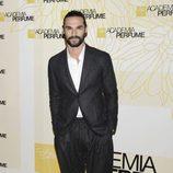 Iván Sánchez en los Premios de la Academia del Perfume 2012