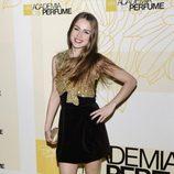 Carla Nieto en los Premios de la Academia del Perfume 2012