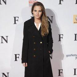 Ana Fernández en el estreno de 'Fin' en Madrid