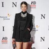 Juana Acosta en el estreno de 'Fin' en Madrid
