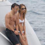 Fernando Alonso y Dasha Kapustina, vacaciones en Palma de Mallorca