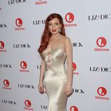 Lindsay Lohan en el estreno de la tv movie 'Liz and Dick'