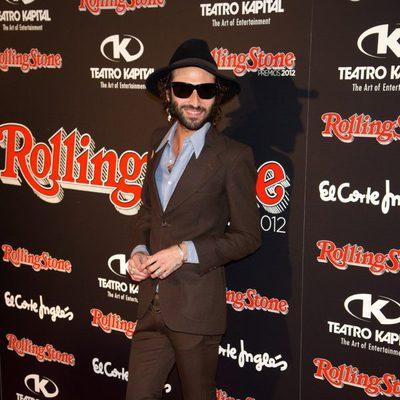 Leiva en los Premios Rolling Stone 2012