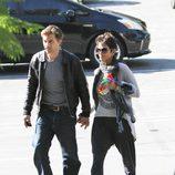 Olivier Martinez y Halle Berry van a recoger a Nahla al colegio