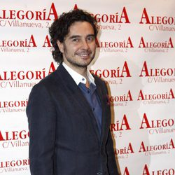 José Manuel Seda en la presentación del disco de Celia Flores 'En una calle blanca'
