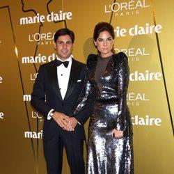 Francisco Rivera y Lourdes Montes en los Premios Prix de la Moda Marie Claire 2012