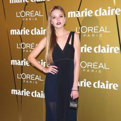 Laura Hayden en los Premios Prix de la Moda de Marie Claire 2012