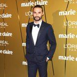 Iván Sánchez en los Premios Prix de la Moda de Marie Claire 2012