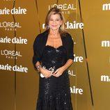 Cari Lapique en los Premios Prix de la Moda de Marie Claire 2012
