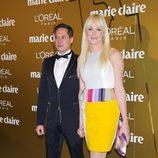 Topacio Fresh en los Premios Prix de la Moda de Marie Claire 2012