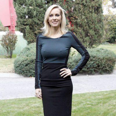 Kira Miró en la presentación de la serie de Antena 3 'Fenómenos'