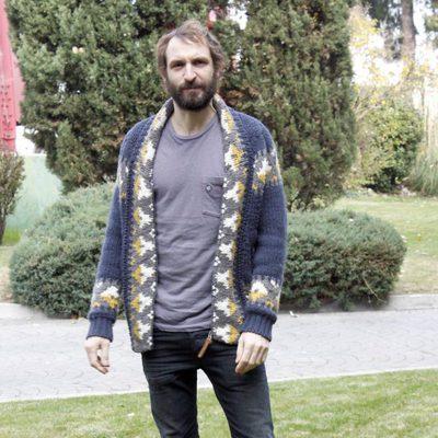 Julián Villagrán en la presentación de la serie de Antena 3 'Fenómenos'