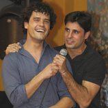 Miguel Abellán y Fran Rivera en el Rastrillo Nuevo Futuro 2012