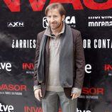 Antonio de la Torre presenta en Madrid la película 'Invasor'