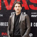 Alberto Ammann presenta en Madrid la película 'Invasor'