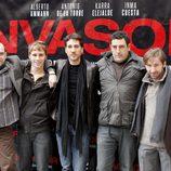 Daniel Calparsoro, Antonio de la Torre, Bernabé Fernández, Alberto Ammann y Karra Elejalde presentan 'Invasor' en Madrid