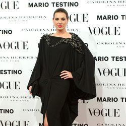 Alejandra Osborne en la presentación del número de diciembre 2012 de Vogue España