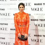 Blanca Suárez en la presentación del número de diciembre 2012 de Vogue España